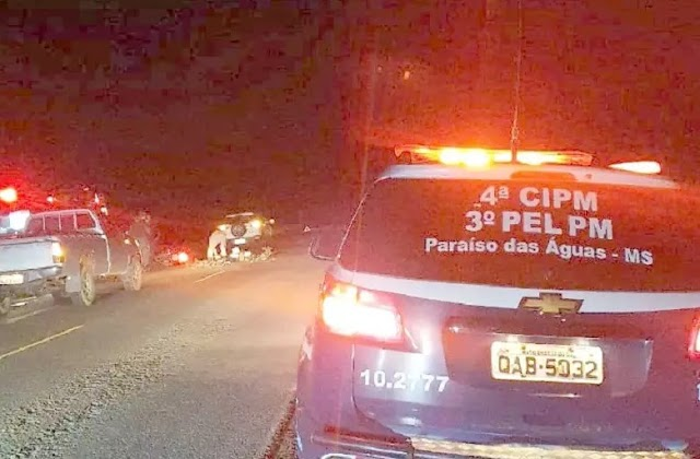 Motorista de carreta foge sem prestar socorro após matar mototaxista atropelado