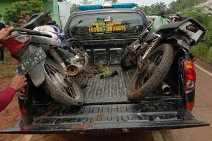 Kecelakaan Maut Di Cianjur, Satu Korban Tewas Di Lokasi