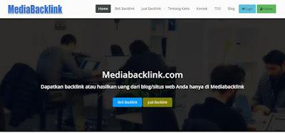 Jasa Backlink Terpercaya hanya di Mediabacklink.com