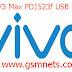Vivo V3 Max PD1523f USB Driver Download