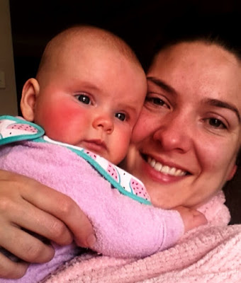 Mother and daughter - the transition into motherhood