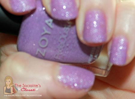 Zoya nail polish Stevie