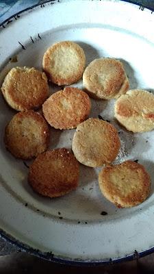 Resep Kue Kacang Anti Ribet