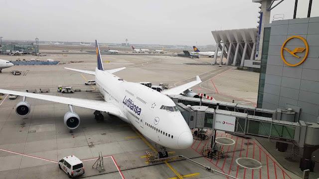 Blog Apaixonados por Viagens - Como é voar com a Lufthansa