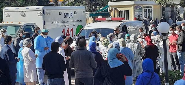 وفاة ممرضتين بفيروس كورونا خلال الـ 24 ساعة الماضية وحصيلة المصابين وسط الممرضين ترتفع إلى 724 حالة