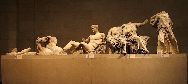 British Museum Trustee favoured return of Parthenon Marbles to Greece in the 1940s