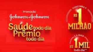 Cadastrar Promoção Cotonetes 2018 Produto Johnson & Johnson 1 Milhão
