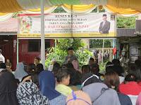 Warga Padang Bulan Pertanyakan PKH dan Kesulitan Dapat Air PDAM