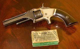 Smith and Wesson S&W First Pistol