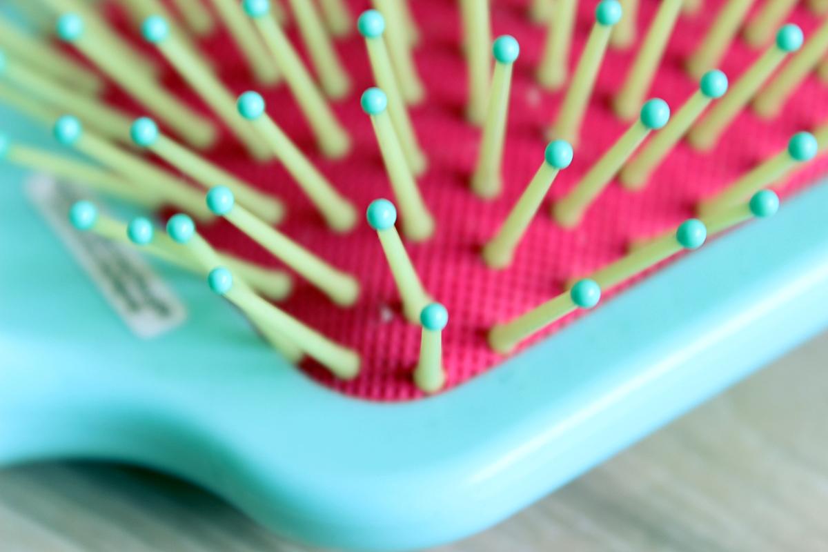 szczotka ionika paddle brush