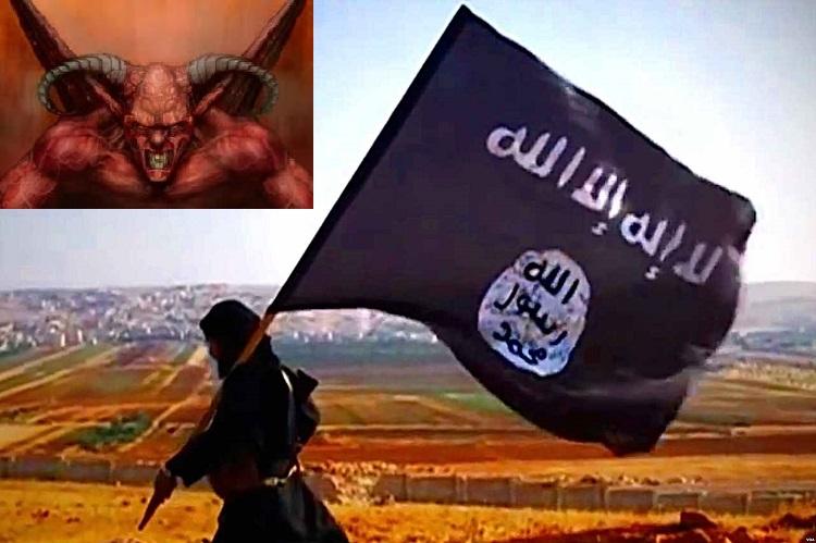 O estado Islâmico, O estado de Satanás.
