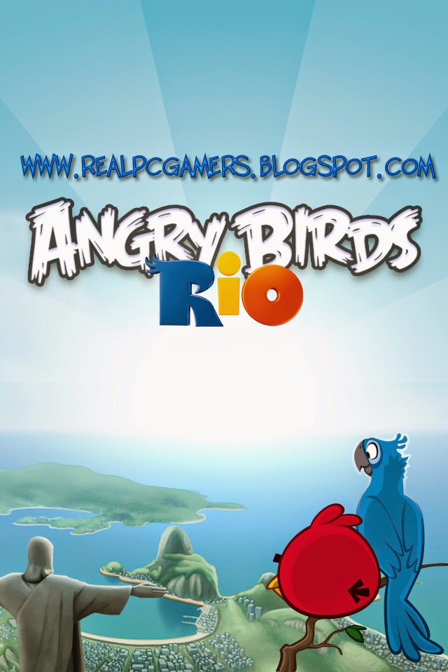 Angry Birds Rio Free Download