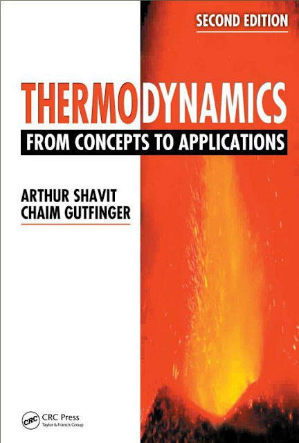 Thermodynamics From Concepts to Applications chemistry book