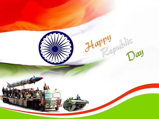 Patriotic Happy Republic Day Wishes