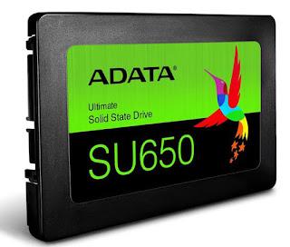 ADATA SSD SU650