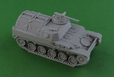French AMX-VCI Armoured Personnel Carrier picture 1