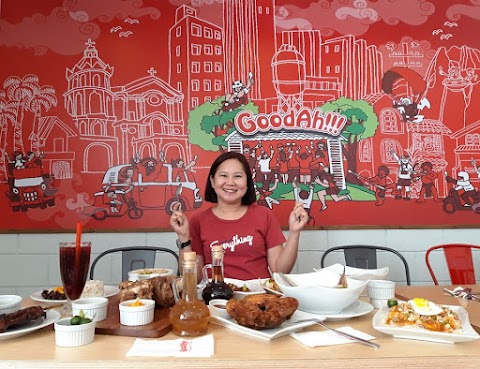 Why it's all G! at Goodah!!! Granada