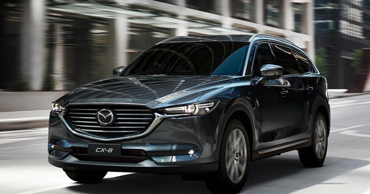 2020 Mazda CX8 Review,為了在日本市場銷售, America