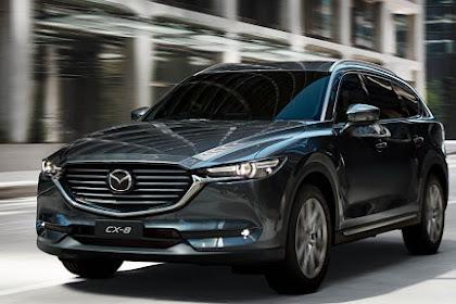 2020 Mazda CX8 Review, Specs, Price