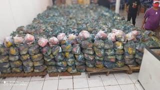 Prefeitura inicia etapa de entrega dos kits de alimentação para alunos da Zona Rural de Bom Jardim