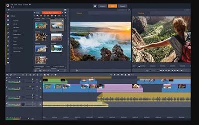 software edit video yang ringan dan sering digunakan oleh youtuber salah satunya adalah Pinnacle Studio