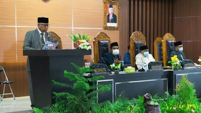 Dua Raperda Disetujui, Gabungan Komisi DPRD Lotim Berikan Catatan Bagi Eksekutif