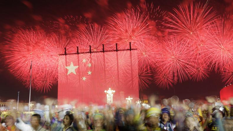 China economic growth history.