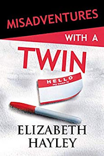 twin%2Bcover Blog Tour: Misadventures with A Twin by Elizabeth Hayley