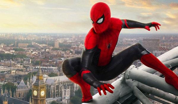 Homem-Aranha: Longe de Casa - filme