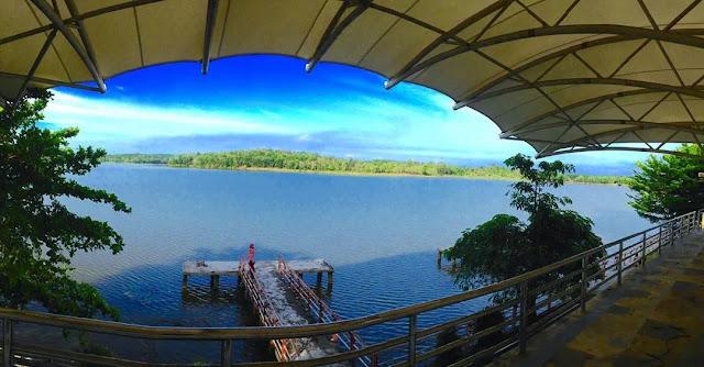 Danau Buatan Pekanbaru