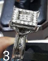 Jual Cincin Berlian Eropa Ring Perak