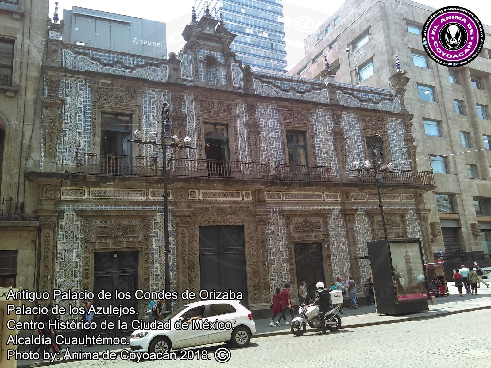 El Blog Del Anima De Coyoacan Antiguo Palacio De Los