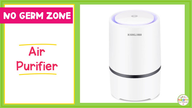 Teacher gift ideas 2020 can definitely include an air purifier.