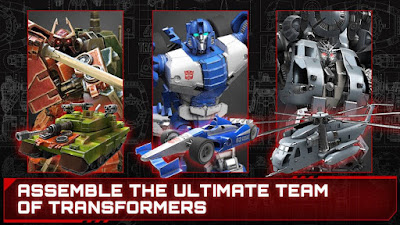 Transformer Forged to Fight Mod Unlimited Energy