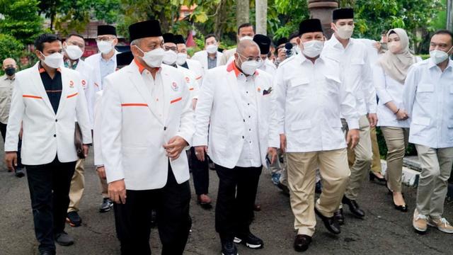 Prabowo Jamu Elite PKS, Nostalgia Pilkada DKI & Pilpres 2019