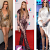 GORGEOUS! Check Out The 3 Different Outfits Worn By Jennifer Lopez At The Latin Grammy Awards [PHOTOS]