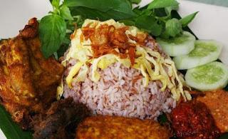 Nasi Merah Untuk Diet
