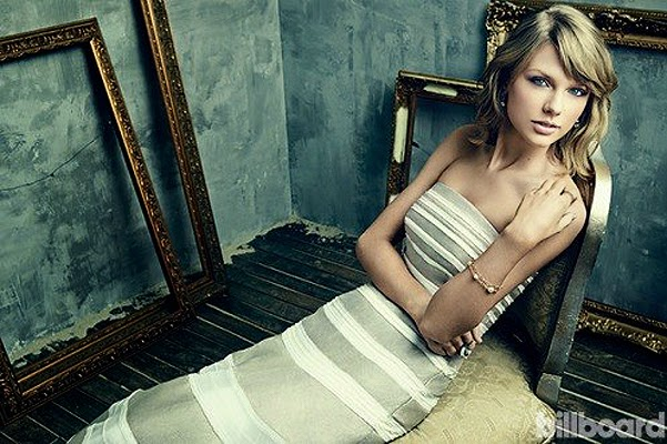 Taylor Swift for Billboard Magazine