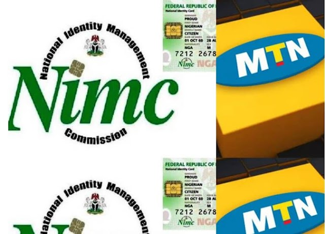 How To Link NIN With MTN Sim Card