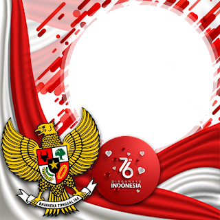 Twibbon Hari Kemerdekaan Indonesia Terbaru