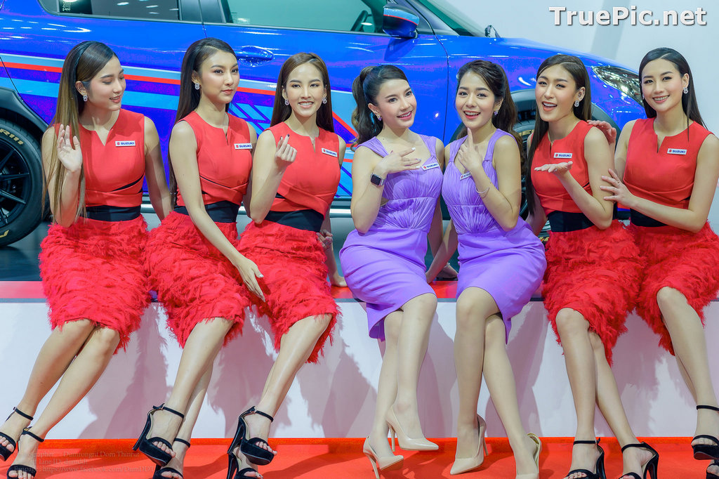 Image Thailand Racing Girl – Thailand International Motor Expo 2020 - TruePic.net - Picture-1