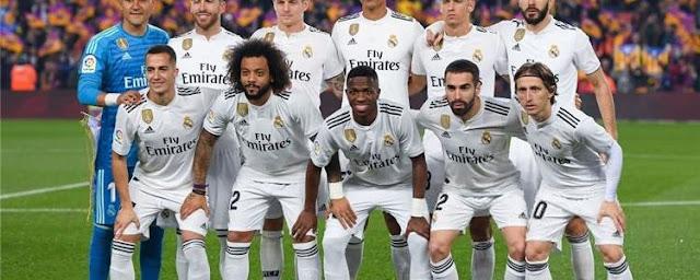 تشكيل ريال مدريد ضد أتليتيكو مدريد عبر سوفت سلاش