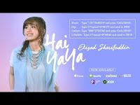 Lirik Lagu Elizad Sharifuddin Haiyaya