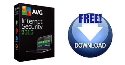 Free AVG Internet Security 2016 Pro