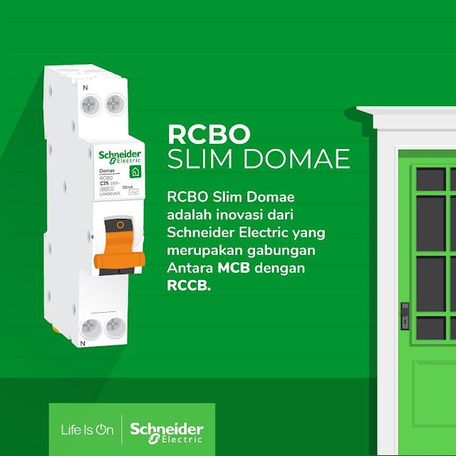 Pengertian RCBO Schneider Electric Indonesia