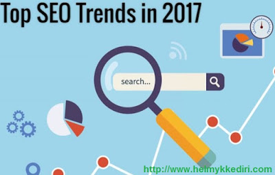 Trend SEO 2017 untuk Blogger