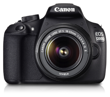 EOS 1200D Kit (EF S18-55 IS II)