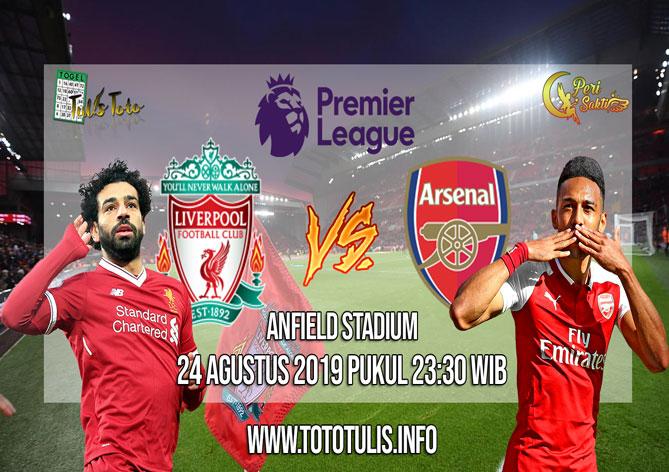 Prediksi EPL 2019: Liverpool vs Arsenal