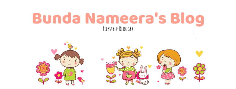 Bunda Nameera's Blog
