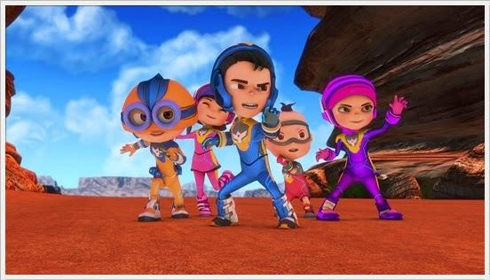 Filem Animasi Super Squad